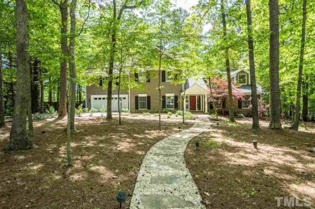 105 Huntington Drive, Chapel Hill, NC 27514 (#2249351) :: Real Estate By Design