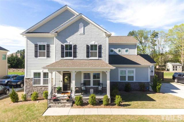 4049 Green Drake Drive, Wake Forest, NC 27587 (#2249355) :: The Amy Pomerantz Group