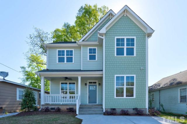 116 Hill Street, Raleigh, NC 27614 (#2249390) :: Spotlight Realty