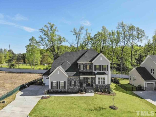 3107 Dorset Grove Road, Apex, NC 27523 (#2249406) :: The Perry Group