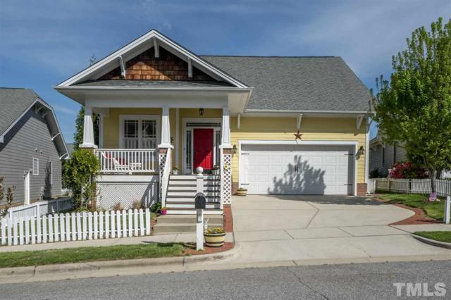 105 Lanewood Way, Apex, NC 27502 (#2249468) :: Morgan Womble Group