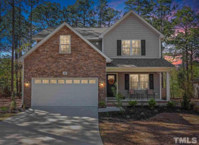 185 Adams Circle, Pinehurst, NC 28374 (#2249508) :: RE/MAX Real Estate Service