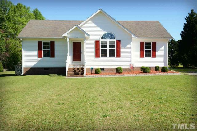 7945 Covered Bridge Road, Wendell, NC 27591 (#2249515) :: Spotlight Realty