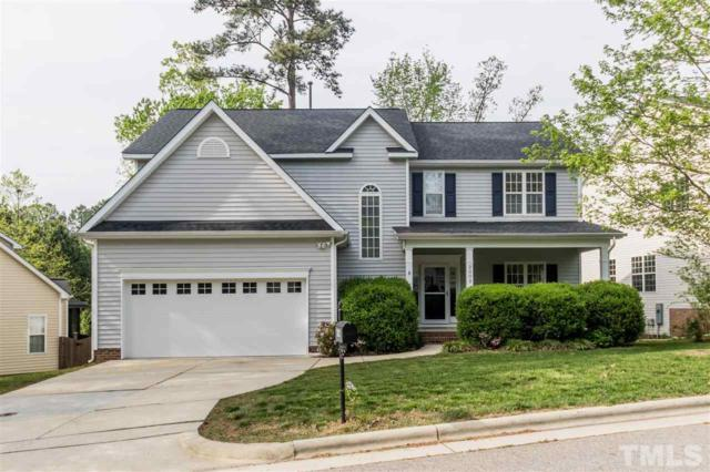 2002 Frissell Avenue, Apex, NC 27502 (#2249536) :: The Perry Group