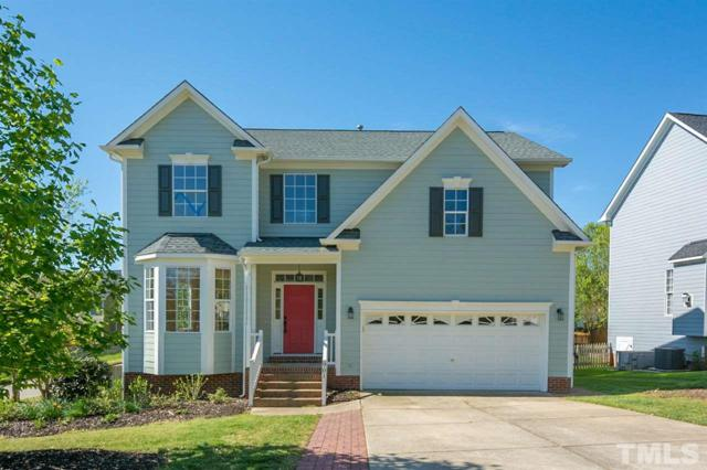 901 Federal House Avenue, Wake Forest, NC 27587 (#2249557) :: Morgan Womble Group