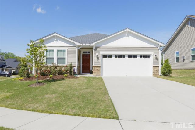 124 S Harrison Place Lane, Fuquay Varina, NC 27526 (#2249593) :: The Perry Group