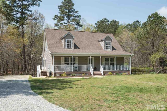 8009 Hinton Road, Wake Forest, NC 27587 (MLS #2249602) :: The Oceanaire Realty