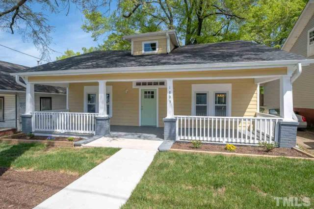 1805 E Main Street, Durham, NC 27703 (MLS #2249603) :: The Oceanaire Realty