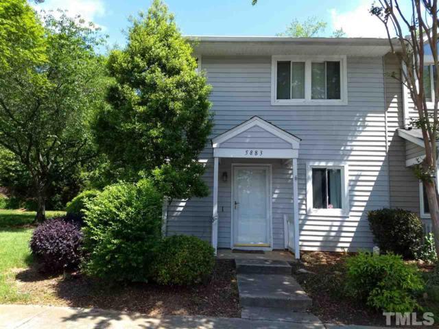5883 Shady Grove Circle, Raleigh, NC 27609 (#2249608) :: Marti Hampton Team - Re/Max One Realty