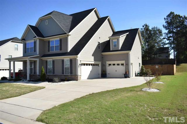 1421 Stone Wealth Drive, Knightdale, NC 27545 (#2249609) :: The Jim Allen Group