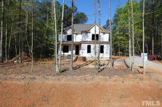 60 Willow Bend Drive, Youngsville, NC 27596 (#2249644) :: Sara Kate Homes