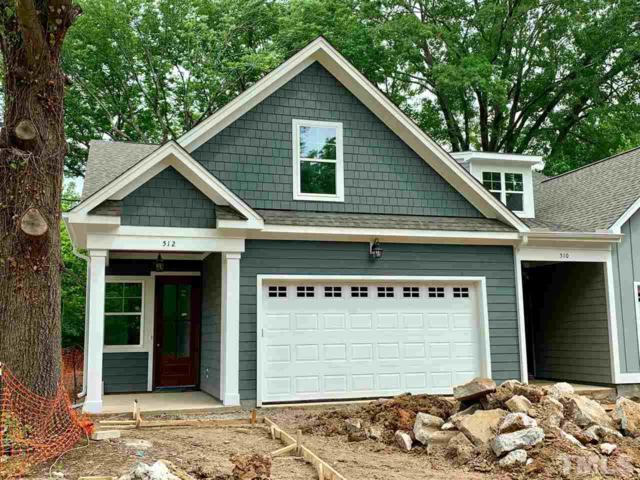 512 Wood Street, Cary, NC 27513 (#2249687) :: Marti Hampton Team - Re/Max One Realty
