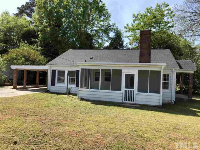401 W Mcneil Street, Lillington, NC 27546 (#2249699) :: RE/MAX Real Estate Service