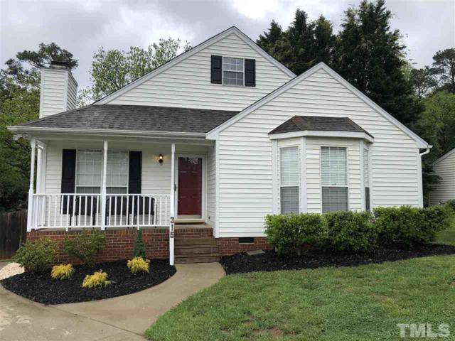 315 Earp Street, Holly Springs, NC 27540 (#2249705) :: The Perry Group