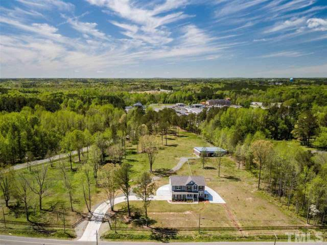 1214 Raleigh Road, Oxford, NC 27565 (#2249713) :: The Jim Allen Group