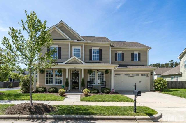 1208 Formal Garden Way, Raleigh, NC 27603 (#2249796) :: Morgan Womble Group