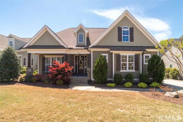 5101 Corner Rock Drive, Rolesville, NC 27571 (#2249806) :: The Perry Group