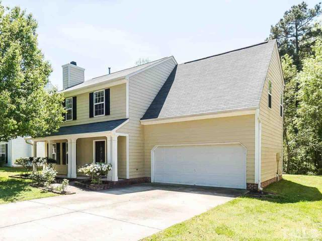 3912 Toyon Drive, Raleigh, NC 27616 (#2249811) :: The Perry Group