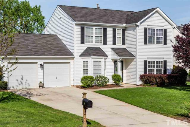 405 Valley Glen Drive, Morrisville, NC 27560 (#2249812) :: M&J Realty Group
