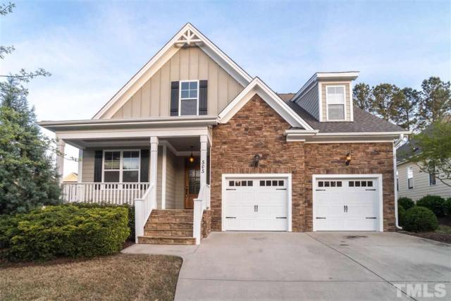 505 Dimock Way, Wake Forest, NC 27587 (#2249845) :: Spotlight Realty