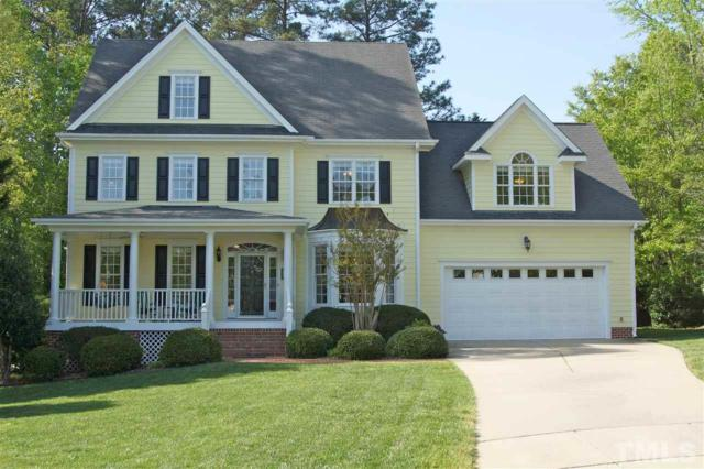 205 Yatesdale Court, Apex, NC 27502 (#2249861) :: Marti Hampton Team - Re/Max One Realty