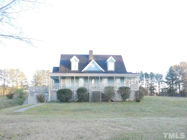 3130 Nc 231 Highway, Wendell, NC 27591 (#2249863) :: The Jim Allen Group
