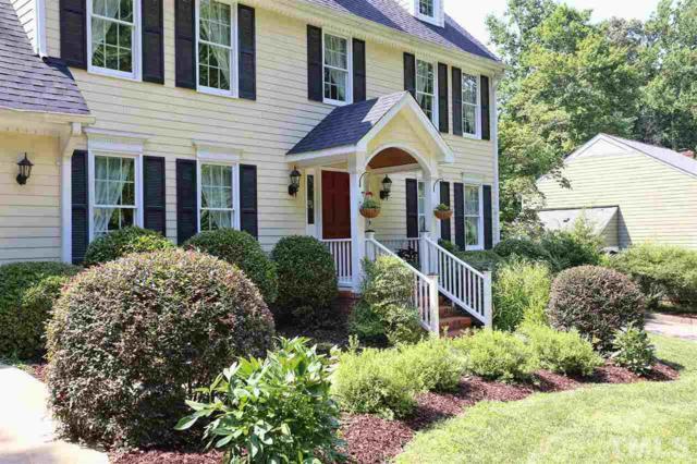 113 Cobblestone Drive, Chapel Hill, NC 27516 (#2249895) :: Real Estate By Design