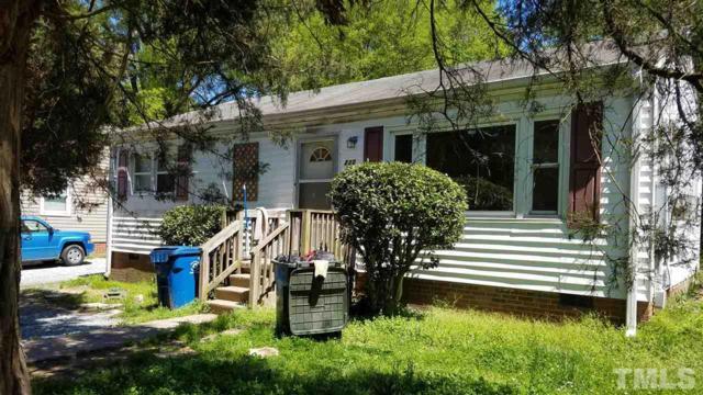 220 N Briggs Avenue, Durham, NC 27703 (#2249901) :: The Jim Allen Group