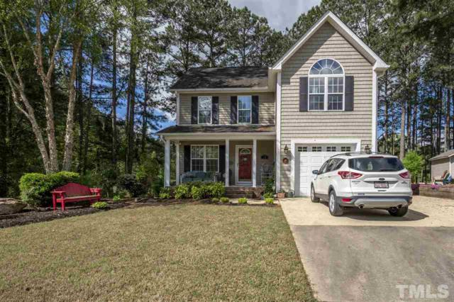 576 Tralee Drive, Smithfield, NC 27577 (#2249911) :: The Jim Allen Group