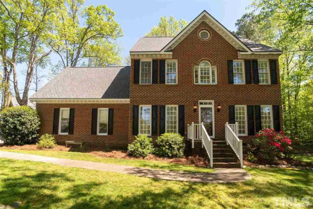 5504 Chimney Swift Drive, Wake Forest, NC 27587 (#2250003) :: M&J Realty Group
