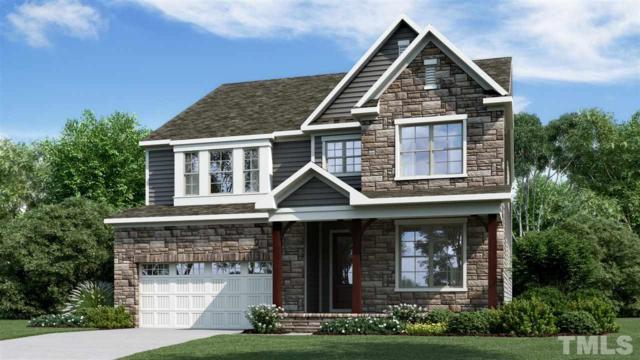 7233 Villoria Lane #27, Raleigh, NC 27617 (#2250089) :: Marti Hampton Team - Re/Max One Realty