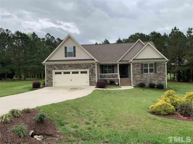 110 Talford Drive, Wendell, NC 27591 (#2250097) :: The Results Team, LLC