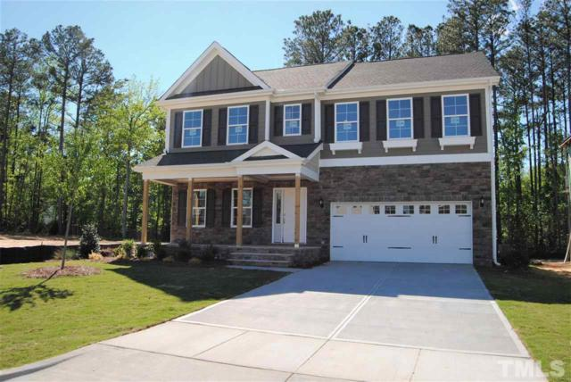 1020 Blackpool Court #17, Apex, NC 27502 (#2250103) :: RE/MAX Real Estate Service