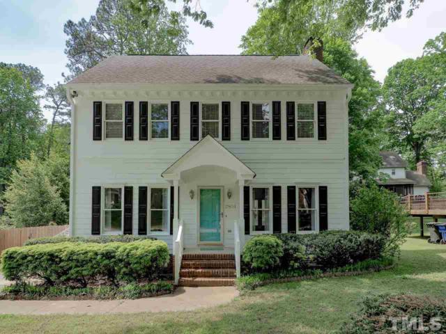 2804 Bolo Trail, Raleigh, NC 27615 (#2250129) :: Marti Hampton Team - Re/Max One Realty