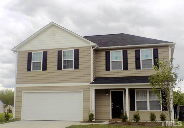 311 Thistle Downs Drive, Burlington, NC 27215 (#2250197) :: The Perry Group
