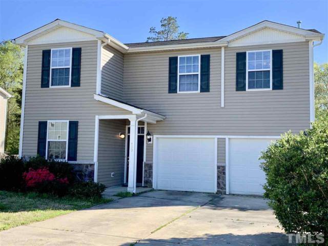 419 Regulators Way, Hillsborough, NC 27278 (#2250231) :: Real Estate By Design