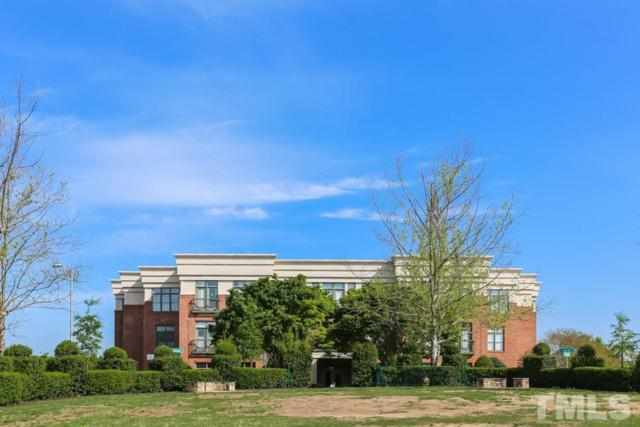 500-105 Market Street #105, Chapel Hill, NC 27516 (#2250235) :: M&J Realty Group