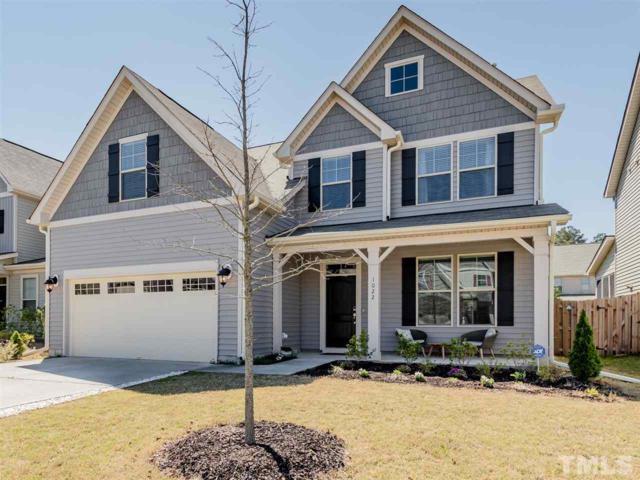 1022 Laredo Lane, Durham, NC 27703 (#2250239) :: Real Estate By Design