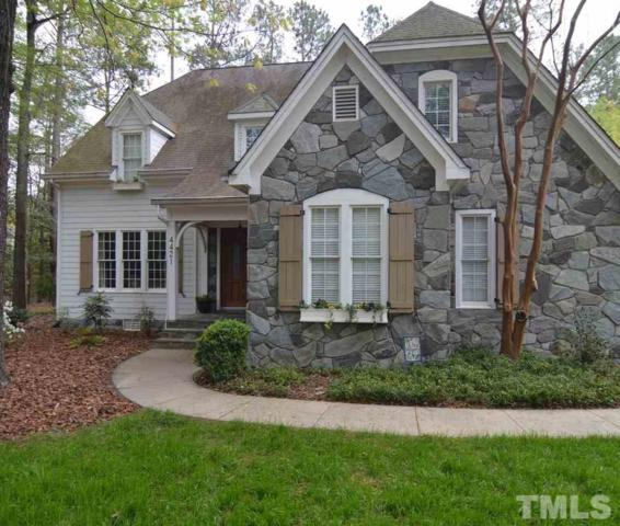 4421 Lake Flower Drive, Holly Springs, NC 27540 (#2250267) :: M&J Realty Group