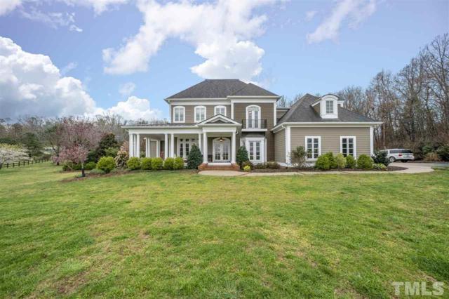 919 Walnut Hill Drive, Hillsborough, NC 27278 (#2250271) :: Dogwood Properties