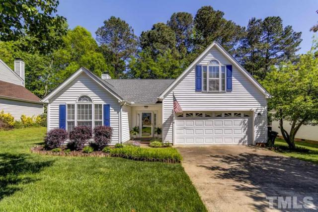 9708 Erinsbrook Drive, Raleigh, NC 27617 (#2250273) :: M&J Realty Group