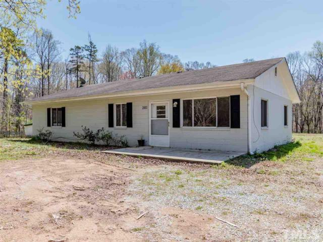 2001 & 2003 Us 70A Highway, Hillsborough, NC 27278 (#2250299) :: Real Estate By Design