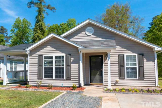 613 Ruskin Avenue, Durham, NC 27704 (#2250302) :: M&J Realty Group