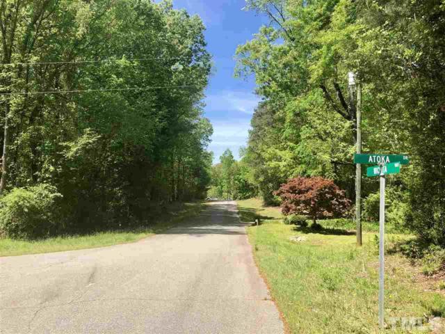 100 Atoka Drive, Louisburg, NC 27549 (#2250306) :: RE/MAX Real Estate Service