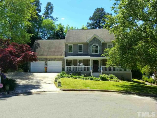 5 Geneva Court, Durham, NC 27713 (#2250314) :: M&J Realty Group