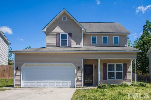 6925 Paint Rock Lane, Raleigh, NC 27610 (#2250320) :: M&J Realty Group