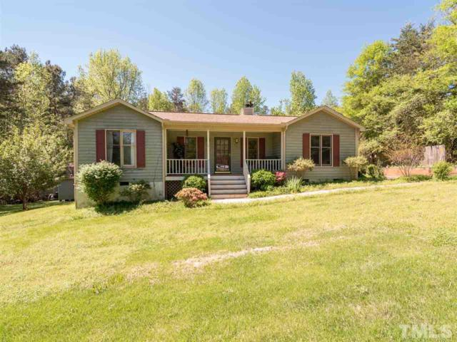 3 Orion Circle, Rougemont, NC 27572 (#2250325) :: M&J Realty Group