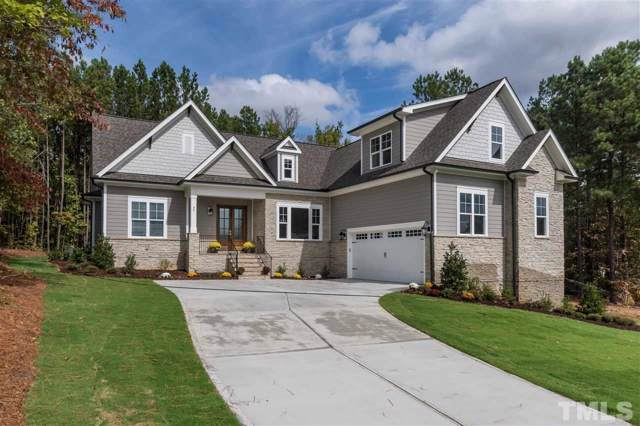 77 Beech Slope Court, Chapel Hill, NC 27517 (#2250380) :: Real Estate By Design