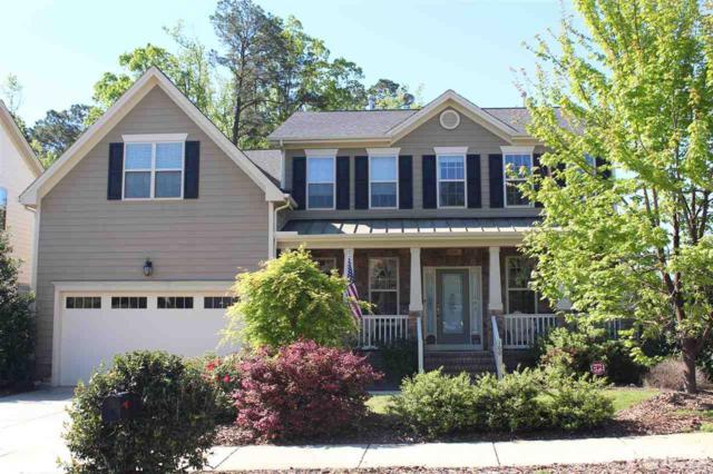 100 Briarfield Drive, Apex, NC 27502 (#2250390) :: Rachel Kendall Team