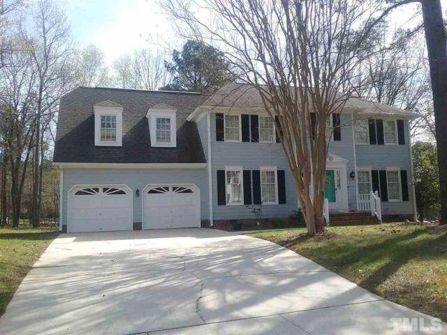 106 Laurel Hollow Place, Cary, NC 27513 (#2250391) :: Real Estate By Design